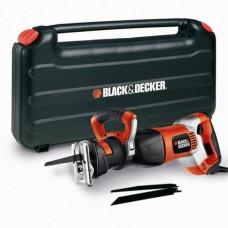 Пила сабельная сетевая BLACK+DECKER RS1050EK