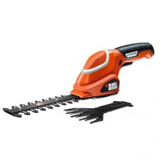 Аккумуляторные ножницы BLACK&DECKER GSL700KIT
