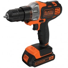 Шуруповерт Black&Decker Multievo MT218K