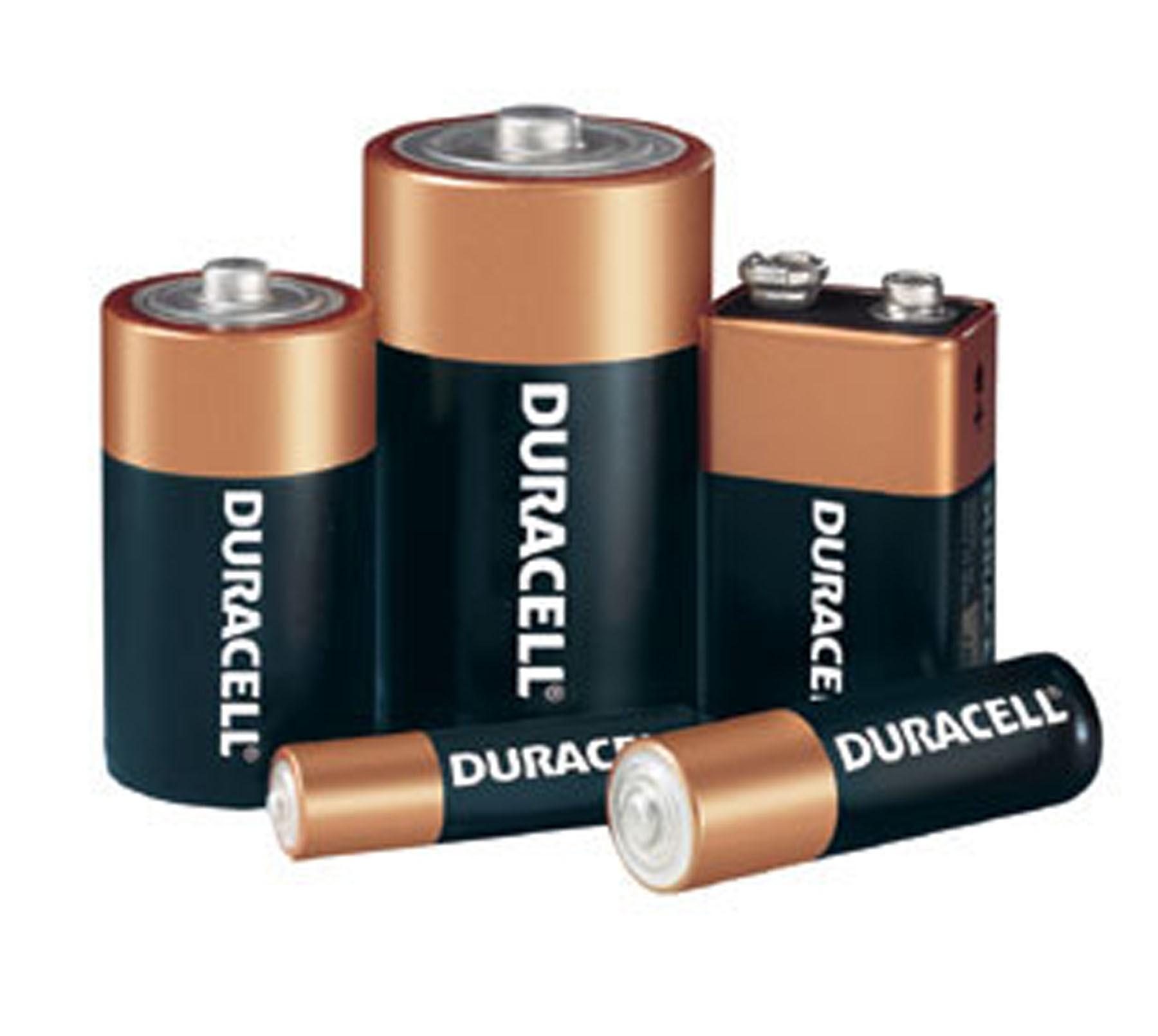 D Batteries  Energizer